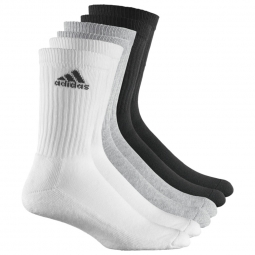 Chaussettes adidas performance adicrew 6 paires 24 29