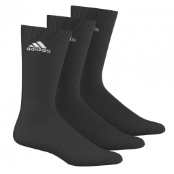 Chaussettes adidas performance per crew t 3pp 35 38