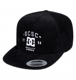 Casquette dc shoes cordbank unique