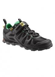 Chaussures VTT Mavic Alpine 2013 Noir Vert