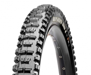 Maxxis pneu minion dhr ii 26 dual exo protection tubeless ready souple 2 40