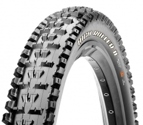 Maxxis pneu high roller ii 26x2 30 exo protection tubeless ready tringle souple tb73