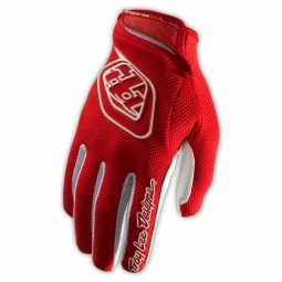 troy lee designs gants gp air enfant rouge kid m