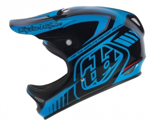 TROY LEE DESIGNS 2013 Helmet D2 DELTA Blue Black