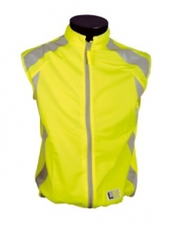 L2S Hight Vision Gilet VISIOPLUS Neon yellow