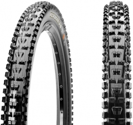 Maxxis pneu high roller ii 27 5 x 2 40 exo protection single souple tb85915400