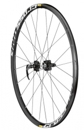 MAVIC 2015 Roue Avant CROSSONE 27.5´´ Axe 9 mm 6 Trous