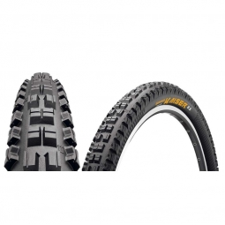 Continental pneu der kaiser 26x2 5 rigide apex black chili tubetype