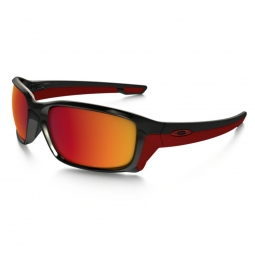 Lunettes oakley straightlink polished black torch