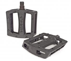 Shadow pedales plastique ravager noir