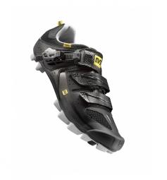 Chaussures VTT Mavic Rush Maxi 2014 Noir