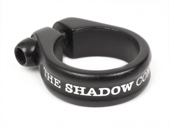SHADOW Collier de selle ALFRED Noir