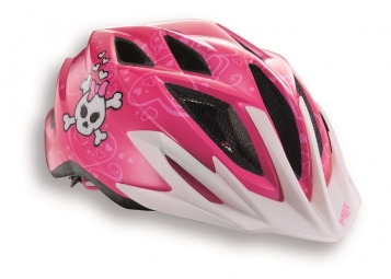 MET 2014 Helmet CRACKERJACK Pink Pirates