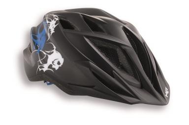 MET 2014 helmet CRACKERJACK Black Monsters Blue