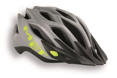MET 2014 Casque CROSSOVER XL Gris Mat