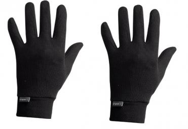 Paire de sous gants Odlo Warm Noir Unisex