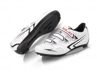 chaussures route xlc cb r04 blanc 40