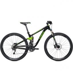 TREK - 2014 Vélo Complet FUEL EX 7 29'' Noir Vert