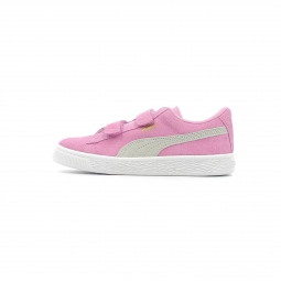 Baskets basses puma ps suede classic jr rose 29