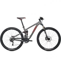 TREK - 2014 Vélo Complet FUEL EX 8 29'' Gris Rouge