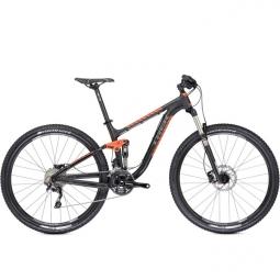 TREK - 2014 Vélo Complet FUEL EX 6 29'' Noir Orange