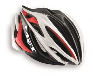 MET 2014 Helmet STRADIVARIUS Red White
