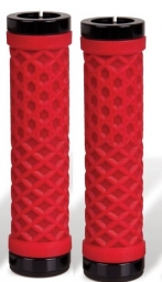 Odi paire de grips vans lock on rouge