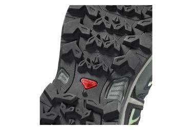 Paire de Chaussures Salomon X-Ultra 3 MID Gtx Femme Noir