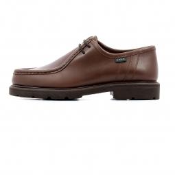 Chaussures de ville aigle bourgogne marron 40