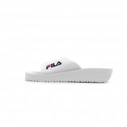 Sandales Fila Tomaia Slipper WMN Blanc