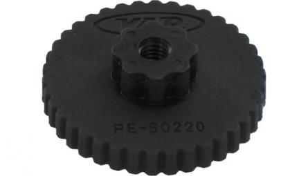 VAR Molette Pour bague de réglage pour manivelles Shimano Hollowtech II