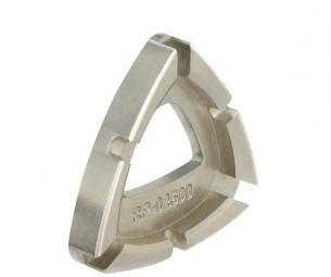 VAR Clé à Rayon Triple 3.2 - 3.3 - 3.5mm