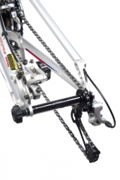 VAR Chain rest and rear dropout axle
