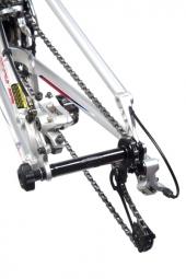 VAR Repose Chaine et Entretoise Cadre 130-135mm
