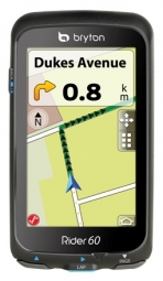 Bryton RIDER 60E GPS Computer Not Disclosed