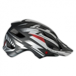 Casco Troy Lee Designs A1 CYCLOPS Negro mate