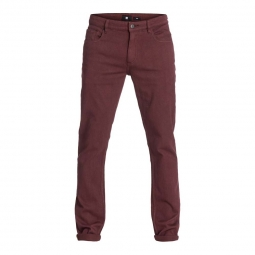 Pantalon dc shoes worker slim rouge 28