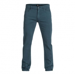 Pantalon dc shoes worker straight marine 28