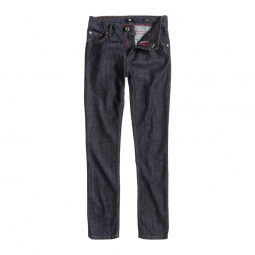 Pantalon dc shoes skinny dipped bleu 29