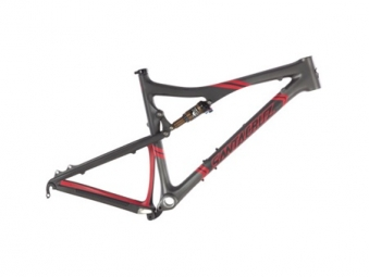 SANTA CRUZ 2013 Frame Blur XC 2 + Rear Shock FOX CTD Red