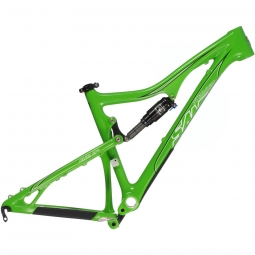 SANTA CRUZ Frame Blur LT Carbon 26'' + Rear Shock FOX CTD Green