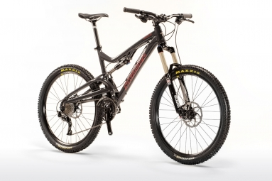 SANTA CRUZ 2013 Frame Heckler + Rear Shock Float RL Black
