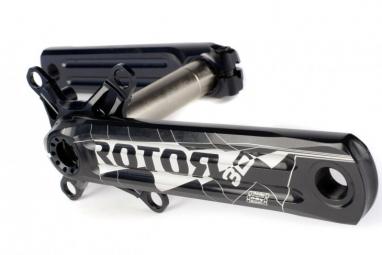 ROTOR Pédalier VTT 3D XC3 104/64mm BCD axe acier