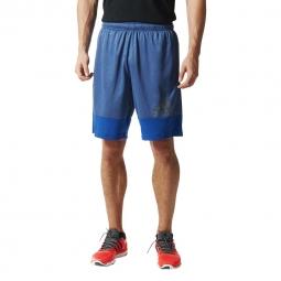 Short adidas performance prime short bleu s