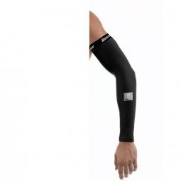 SANTINI Pair of Arm warmers TOTUM Black