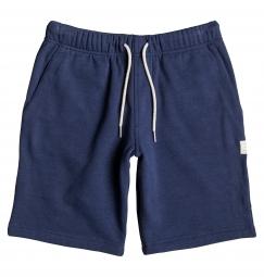 Short dc shoes rebel short bleu 12 ans
