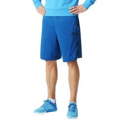Short adidas performance long short cool 365 bleu s