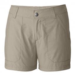 Short columbia short arch cape iii beige 40