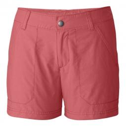 Short columbia short arch cape iii orange 40