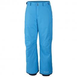 Pantalon de ski columbia bugaboo ii pant bleu s